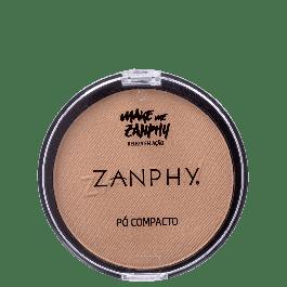 Pó Compacto Zanphy Nº25 Make Me 12g