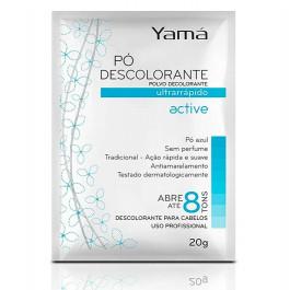 Pó Descolorante Yamá Tradicional Active 20g