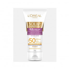 Protetor Solar BB Cream Expertise FPS50 L'Oréal Paris 50g