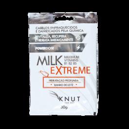 Sachê Knut Power Dose Milk Extreme 30g