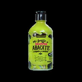 Shampoo Abacate Corpo Dourado 500ml