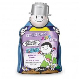 Shampoo Bio Extratus Kids Liso 250 ml