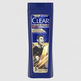 Shampoo Clear Limpeza Profunda Anticaspa Sports Men 200ml