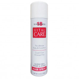 Vital Care Fixador Super Firm Shape e Shine 18 Hours 283g