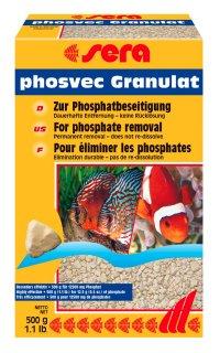 Sera Phosvec Granulat 500 grs