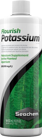 Seachem Flourish Potassium 0500 ml