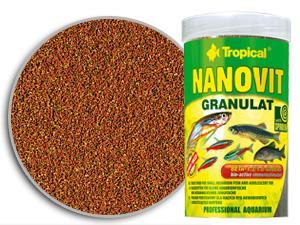 Tropical Nanovit Granulat 70g