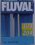 Hagen Fluval Impeller Shaft Assembly 104/204 - ( A-20040 )
