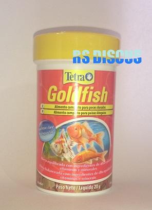 Tetra Goldfish Flakes 020 Grs