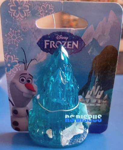 Disney Enfeite - Frozen mini Ice Castle FZR32