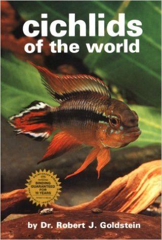 Livro Cichlids of the World - Robert I. Goldstein
