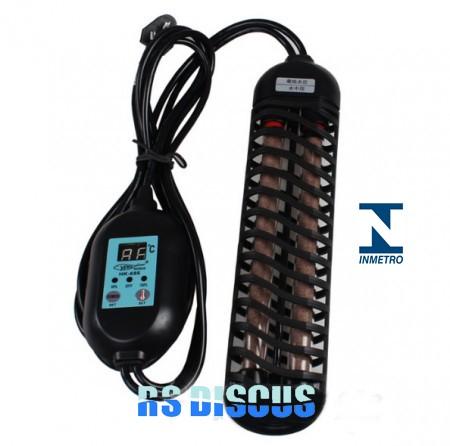 Hopar Termostato HK-686 1000W (p/ aquário de 500/1000lts) - 220 V