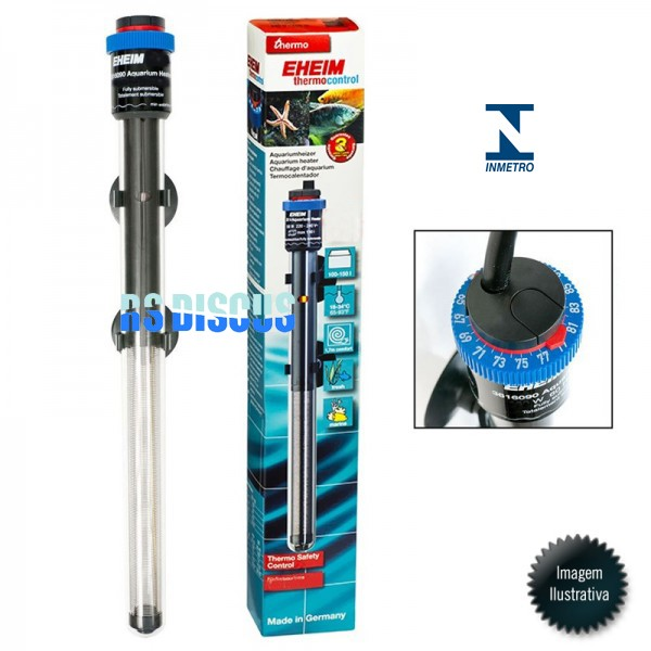 Eheim Termostato 150W (p/ aquário 200 a 300lts) - 110V