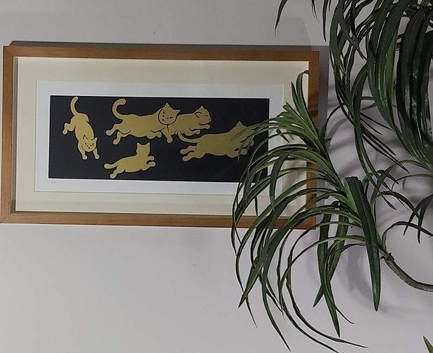 Fang - Gatinhos Dourados II