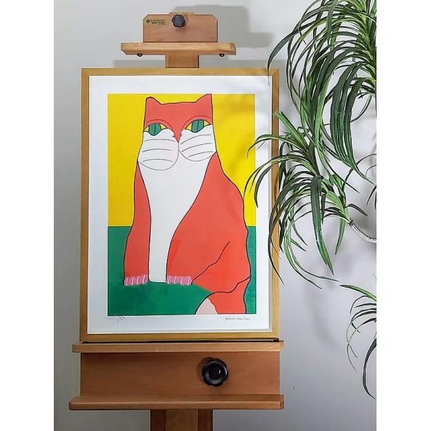 Gato de Olho Verde II