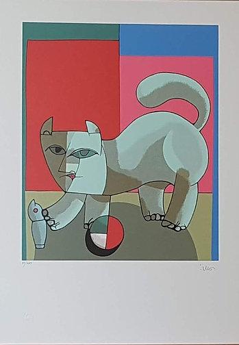 Inos Corradin - O Gato e a Sardinha