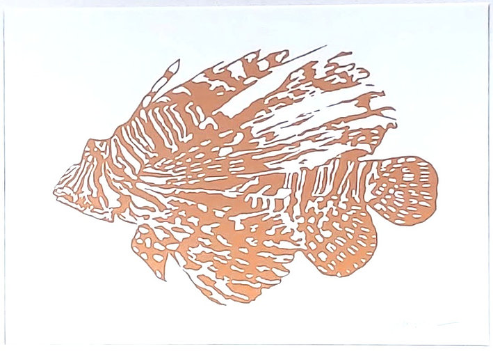Kleber Ventura - Peixe Laranja