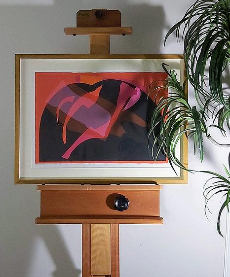 Lygia Eluf - Abstrato