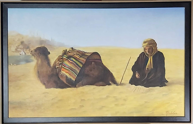 M. Tambasco - Cena Árabe
