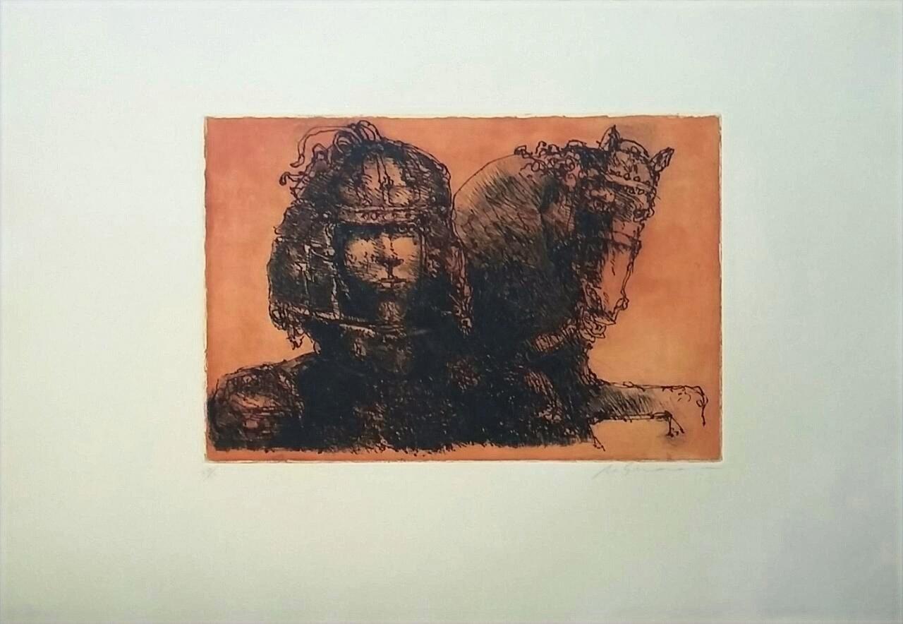 Marcello Grassmann - Sem Título
