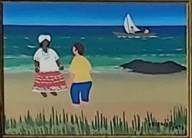 Ubiraci Pinto - Na Praia