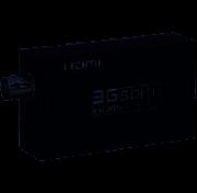 Conversor Adaptador Sd-sdi  Para Hdmi V1.4