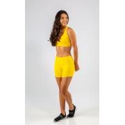 Short Básico Amarelo