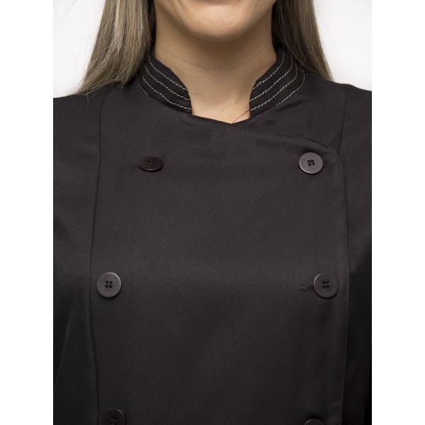 Dólmã Charm Com Touca Chef
