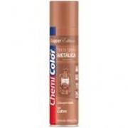 Tinta Spray 400ml metálica cobre