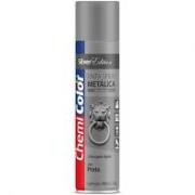 Tinta Spray 400ml Metálica Prata