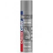 Tinta Spray Uso Geral 400ml cinza escuro