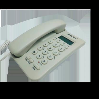 Aparelho Telefônico c/ ID de Chamadas MT-806 - Branco