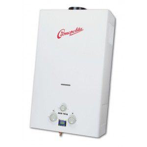 Aquecedor de Água a Gás 13,5L/min GN ACO 1518 - Cosmopolita