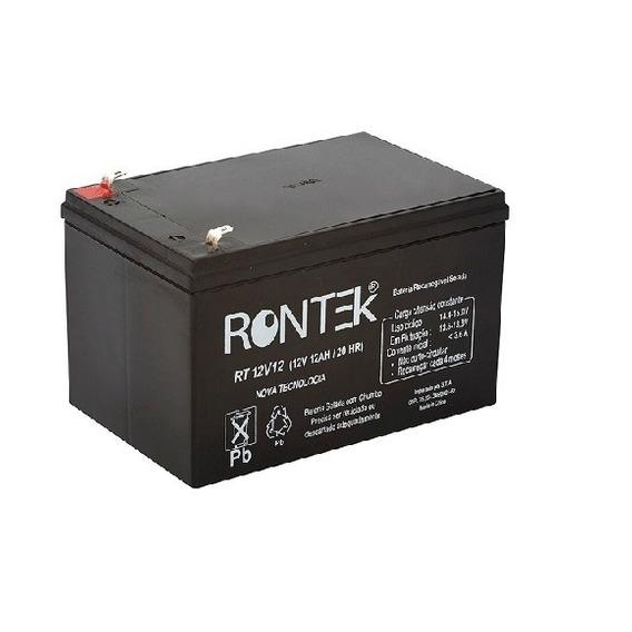 Bateria de 12V 2.2AH, Recarregavel Selada