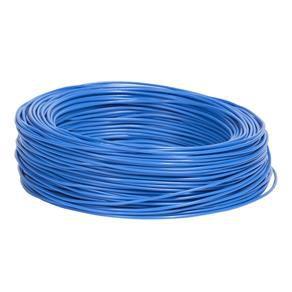 Cabinho Auto Plastic 0,50mm 750V- Azul (100 metros)