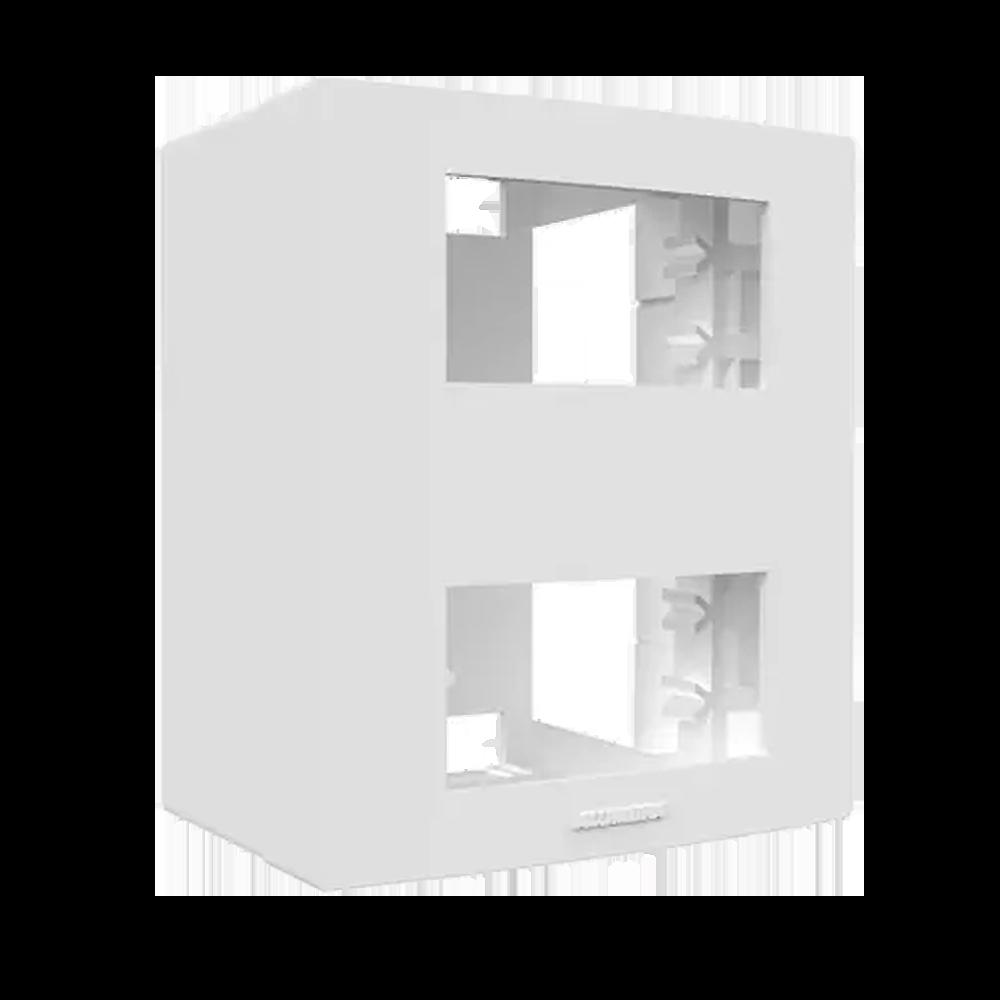 Caixa Sistema Com Placa 2 Módulos