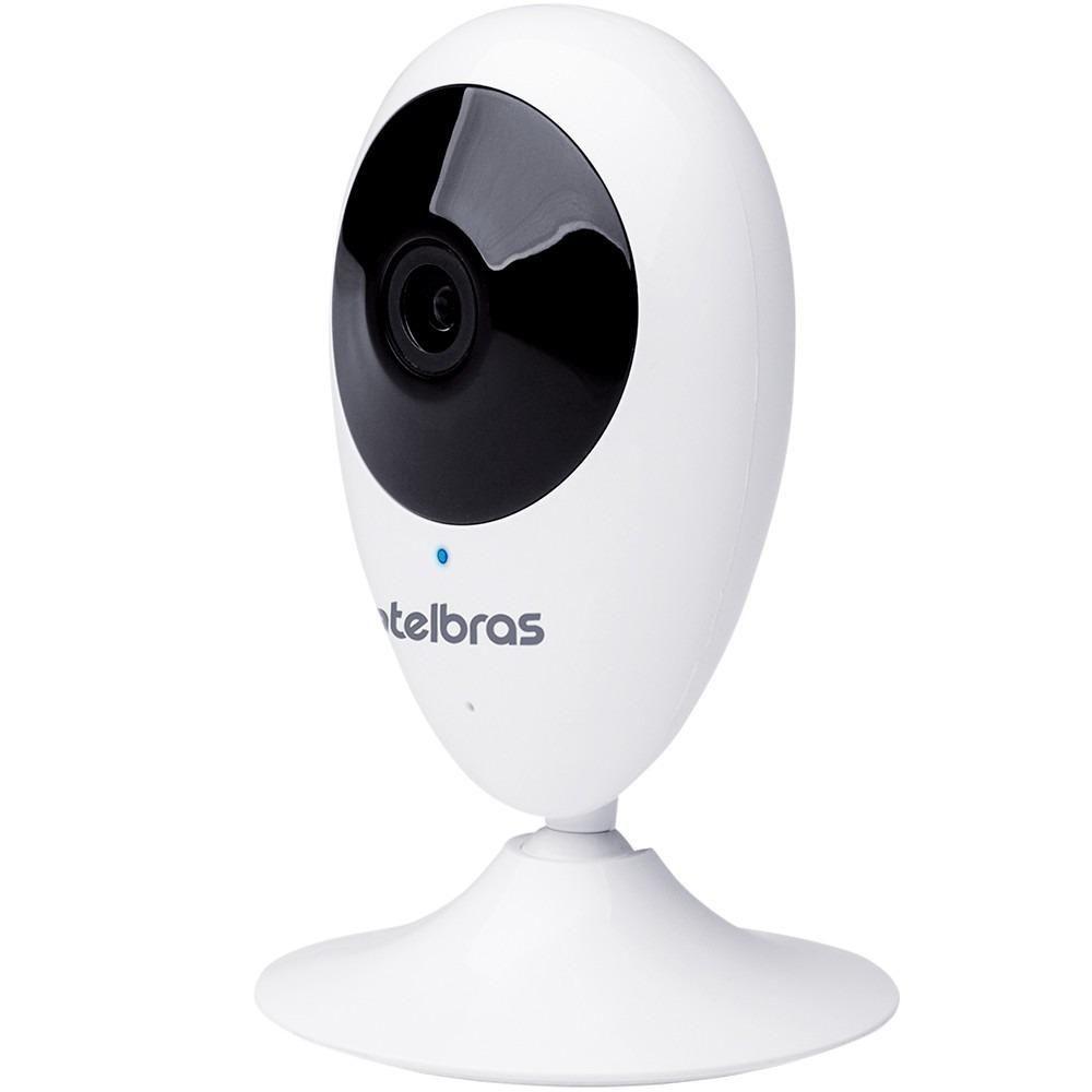 Câmera de Segurança Interna Wi-Fi HD IC3 - Intelbras (Bivolt)