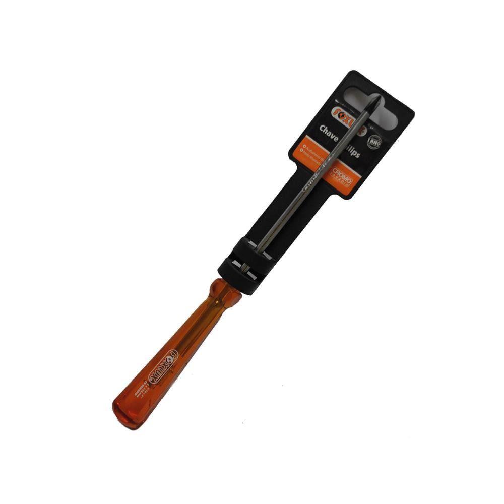 Chave Phillips Cromo-Vanádio 1/4 X 1.1/2 46.61 - FOXLUX