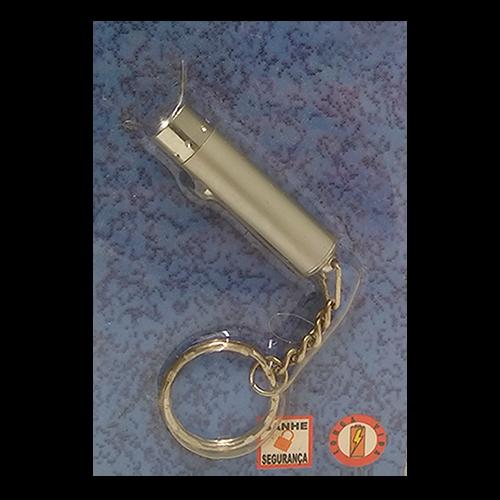 Chaveiro Lanterna Longa Duração - Ponta de Estoque (5Pçs)