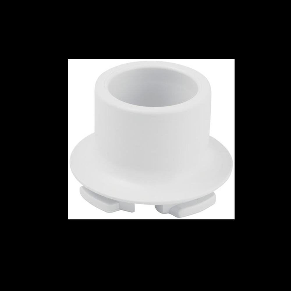 Conector Saída 1/2 Branco - (10Pçs)
