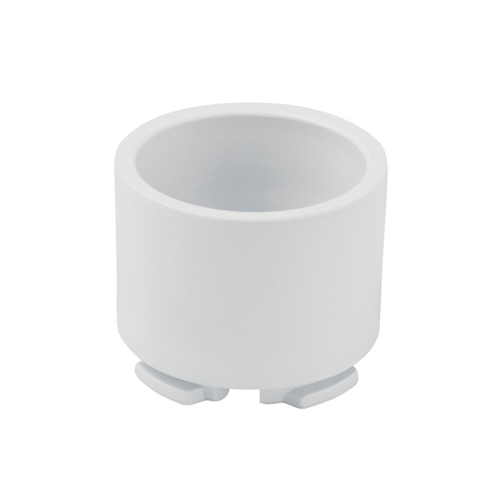 Conector Saída 1 Branco - (10 Pçs)
