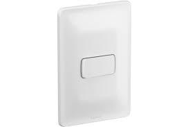 Conjunto Interruptor Simples Branco Pial Zeffia - 10A / 250V