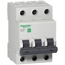 Disjuntor K32/Easy9 3P 100A Curva C 5KA 230V