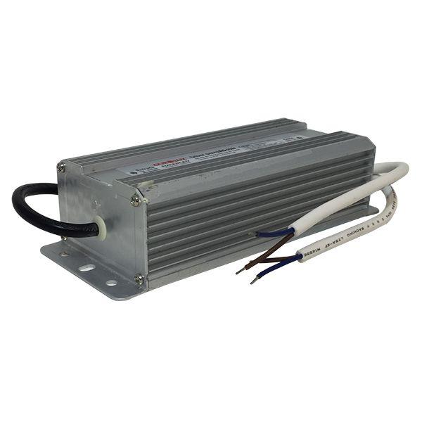 Driver p/ Fita de LED 60W IP65 DC12V â Ourolux (Bivolt)