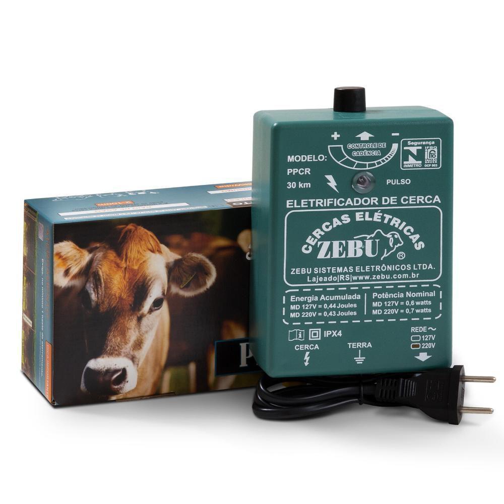 Eletrificador Para Cercas Elétricas Bivolt