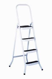 Escada 4 Degraus Soft de Ferro