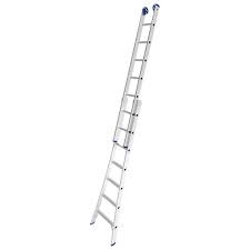 Escada Aluminio 8 Degraus de Abrir e Extensiva
