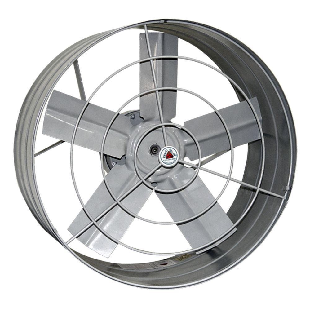 Exaustor Axial Comercial 40cm - Venti-Delta (110V)