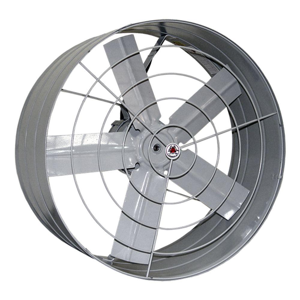 Exaustor Axial Industrial 50cm - Venti-Delta (220V)