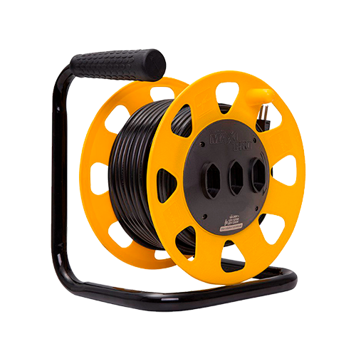 Extensão Elétrica Cabo PP 2x1,5 20MTS - Maxi Pro Daneva